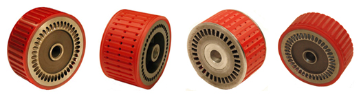 Folder Vacuum Wheels